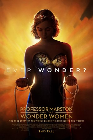 Professor Marston and the Wonder Women (2017)