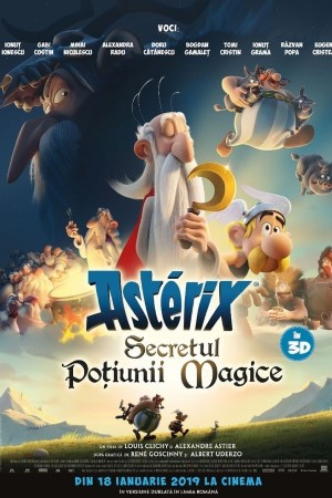 Asterix: The Secret of the Magic Potion (2019)