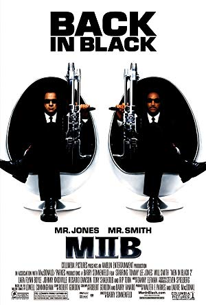 Men in Black II (2002)